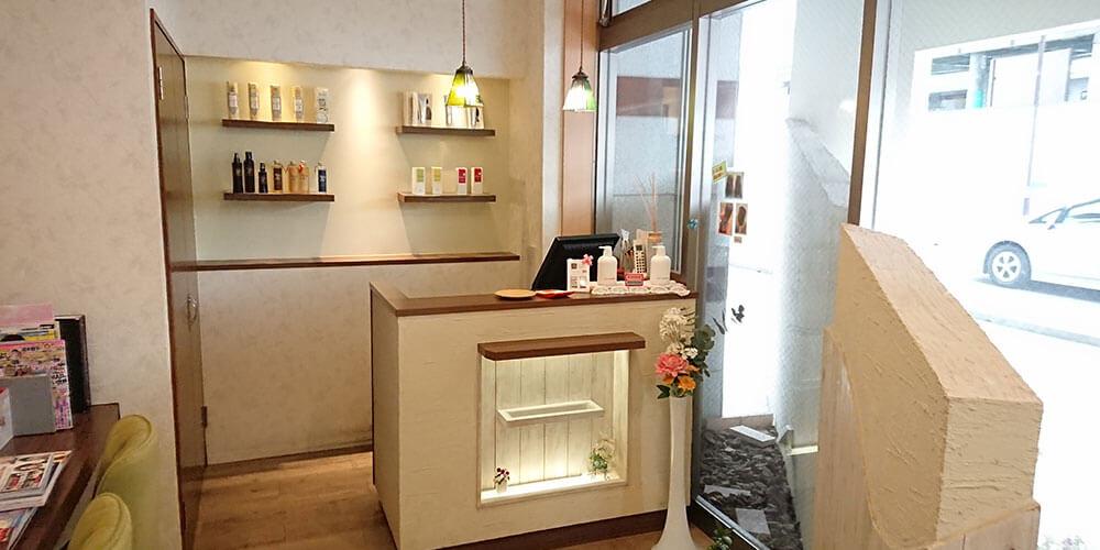 大野城市下大利の美容室フォ お店内観イメージその2